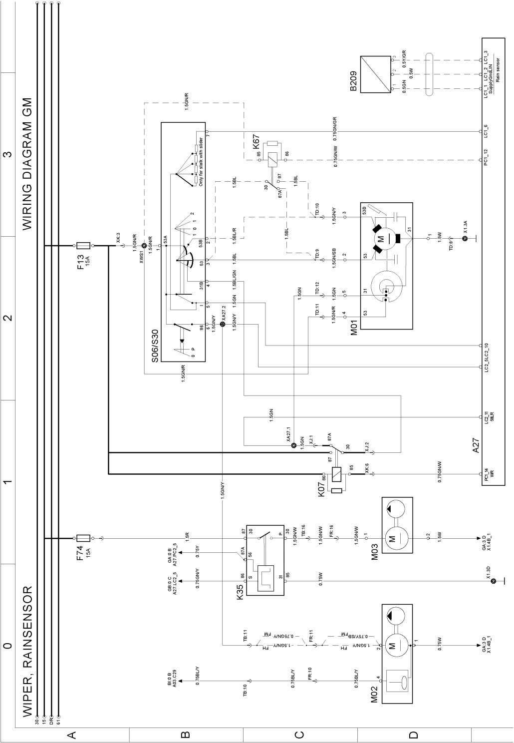 T3059728 Page 72 (298) Wiring diagram