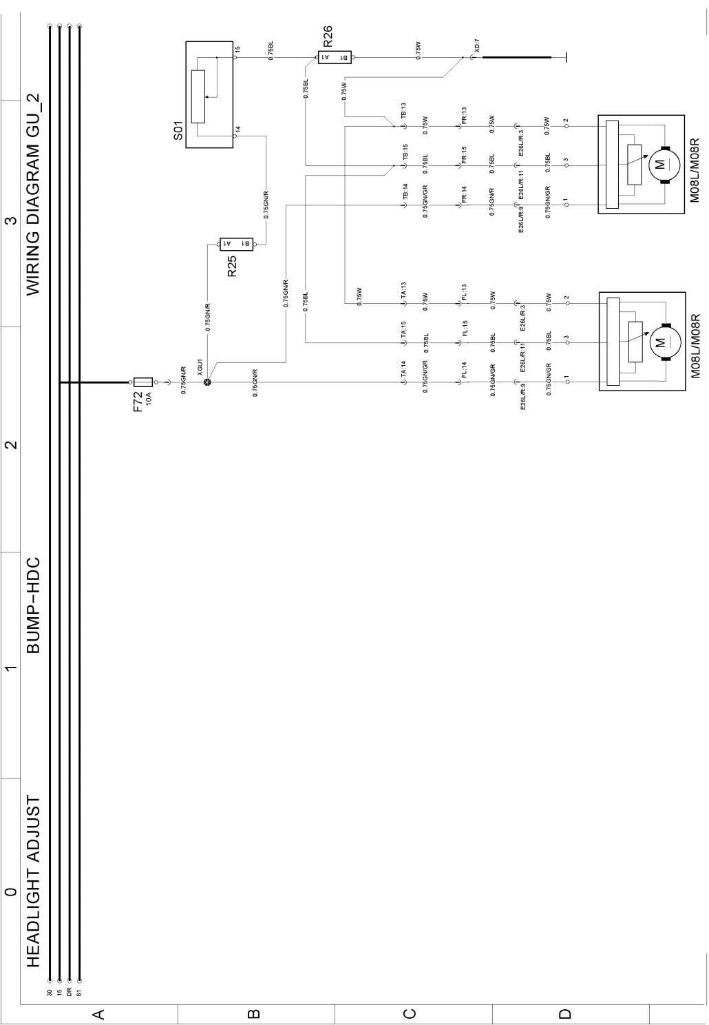 T3057296 Page 76 (298) Wiring diagram