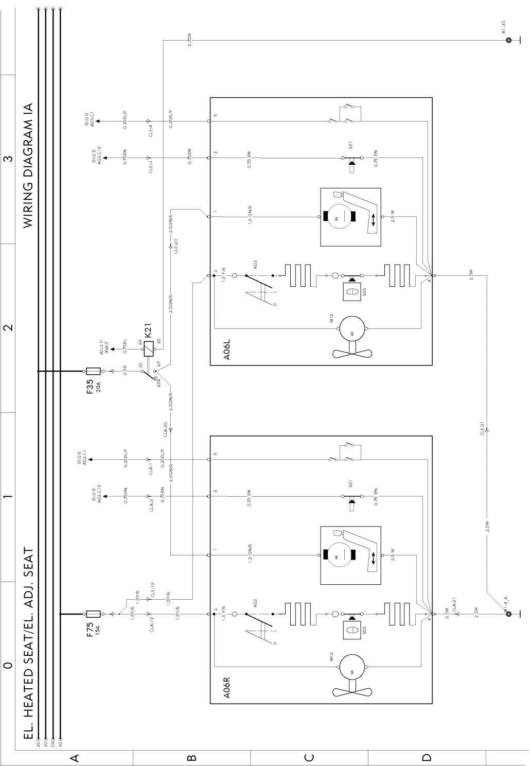 T3021471 Page 86 (298) Wiring diagram