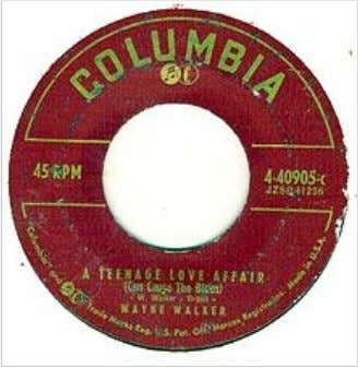 Columbiausedthislabelforits45 r.p.m.recordsfrom1951until1958.