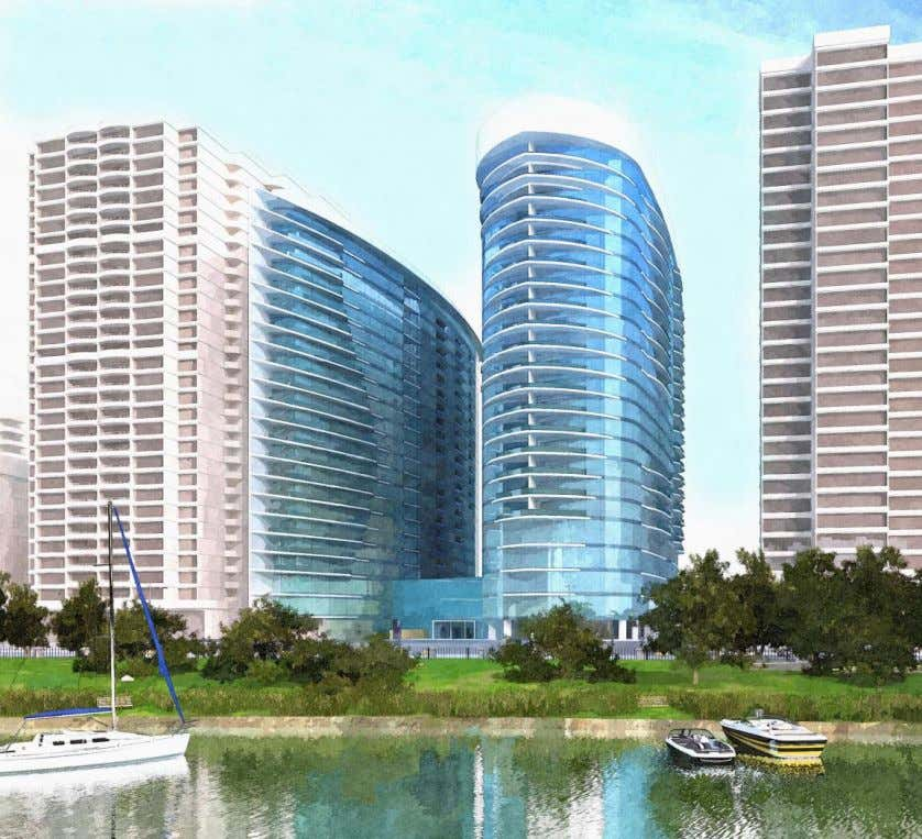 "SECON NILE TOWERS "" HILTON """