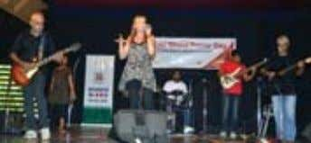 Dance Music Concert BY 12th Bar - On World Blood Donor Day A Music Concert By