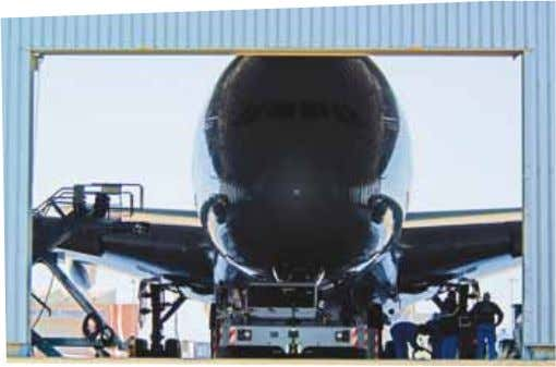 Aeronautical MaintenanceandSupport MS AMS Aims The global and booming aviation market is characterized by low volumes,