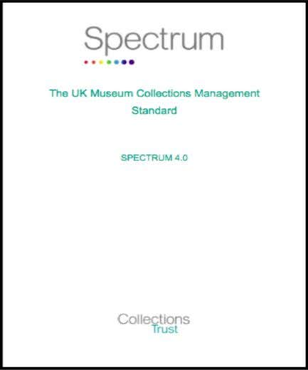Museus • 40 Países • SPECTRUM Standard • SPECTRUM Resources • SPECTRUM Community www.collectionstrust.org.uk