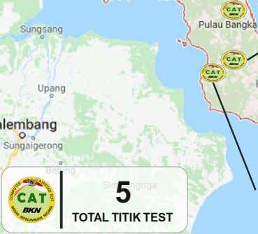 5 TOTAL TITIK TEST