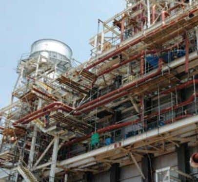 Integrated Engineering, Procurement and Construction (EPC) The Company provides EPC services through its subsidiaries,