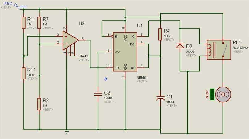Journal of Electrical Engineering www.jee.ro Figure 3.1: The sensing and control circuits 4. System construction 4.1