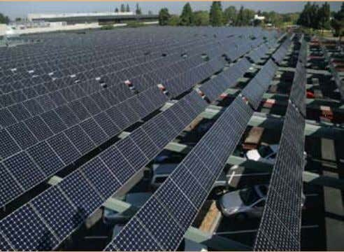the decentralized solar PV potential indicated in the study. A 2-megawatt solar PV system, one of