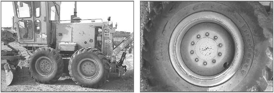 Mismatched tires cause internal wear on the drive chains and differential. Using mismatched tires does