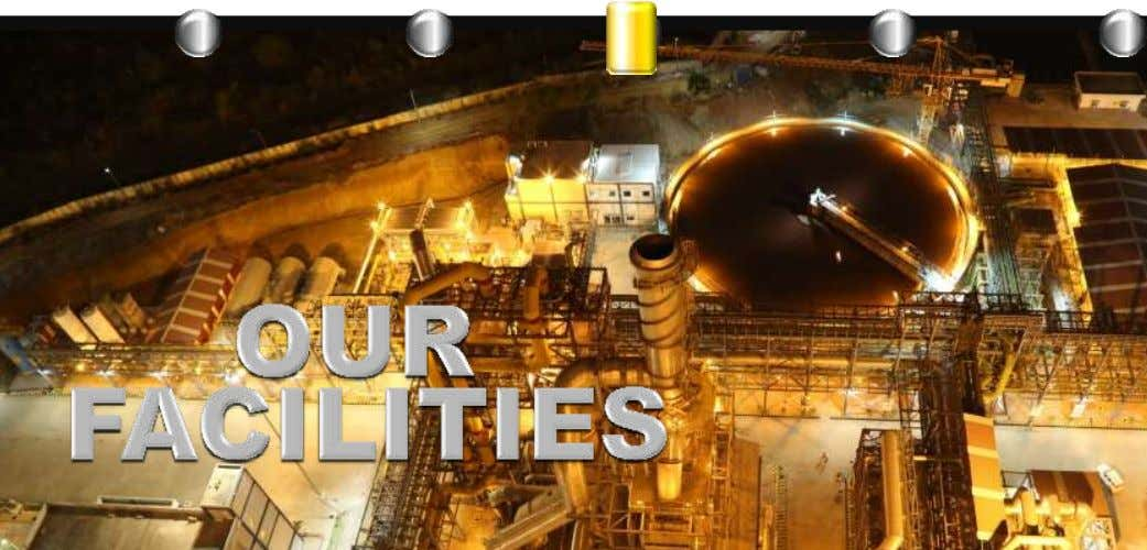 OUTLINE STEEL OUTLOOK INDUSTRY DEVELOPMENTS Q3 'FY16 OUR FACILITIES OPERATIONAL PERFORMANCE FINANCIAL PERFORMANCE 21
