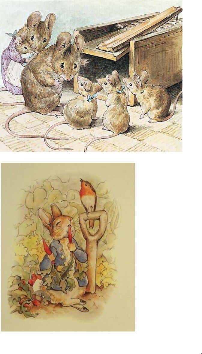 da obra The Tale of Two Bad Mice de Beatrix Potter Figura 7 Ilustração da obra