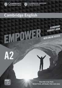 service Cambridge University Press For Students For Students Student's Book with online access Online Assessment