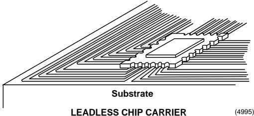Substrate LEADLESS CHIP CARRIER (4995)