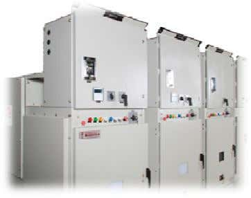 MV Air – Insulated Switchgear Range Medium Voltage family, mirroring all the Construction characteristics of the