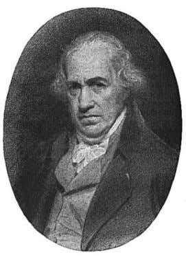 to be some of the first to study cybernetic principles. James Watt The study of teleological