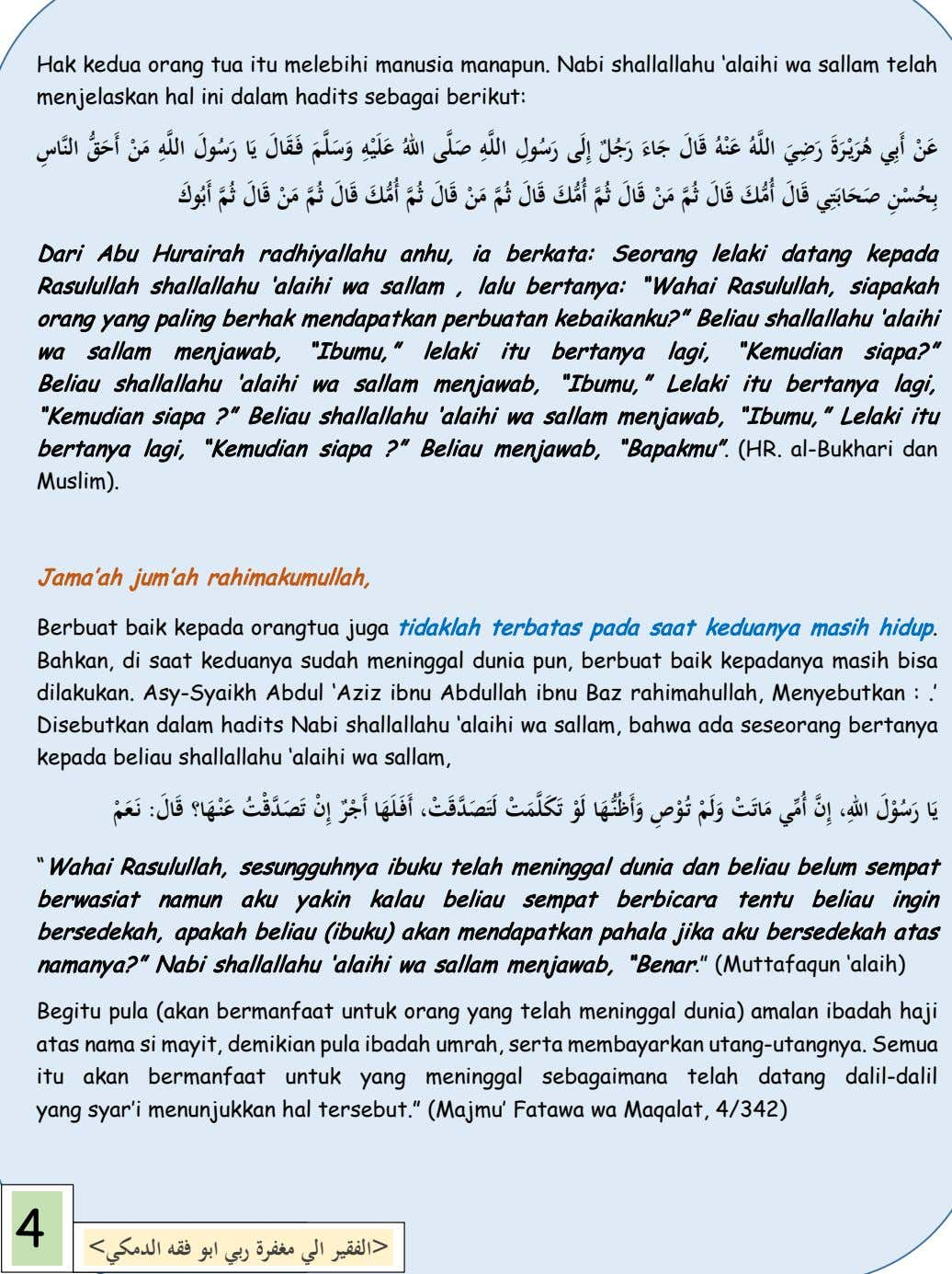 [Grab your reader's attention with a great quote from the document Hak kedua orang tua