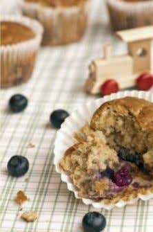 muffins Prep Time: 10 minutes Cooking time: 20 minutes Ingredients : 125g (4 1/2 oz) plain