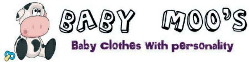 Advertising A selection of funky & cool baby clothes and accessories which has clothes up to