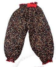 £10.00 Funky Gold Swallow Print Baby Dress £18.00 Leopard Print Cute Baby Trousers £12.00   Skull