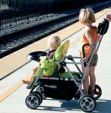 chance to win this amazing pushchair, simply answer the following question: How much does the Caboose