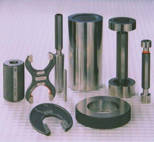 Made in Germany ÜBER 60 JAHRE Passungslehren Kegellehren Verzahnungslehren Messsäulen Cylindrical and Flat Gauges Taper