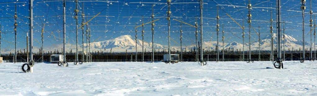 What is HAARP? • Large ionospheric research facility in central Alaska • Joint project of AFRL