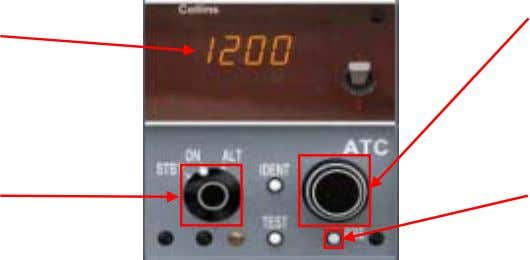 one control unit. Ident Code Display Function Selector Ident Code Display Displays the selected ident code.