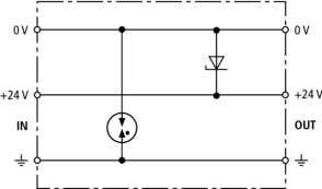 boundaries from 1 – 2 and higher Figure without obligation Basic circuit diagram BVT AD 24