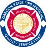 OREGON FIRE MARSHAL Healthcare Unit Technical Advisory Date: July 20, 2011 Subject: Holiday Décor and