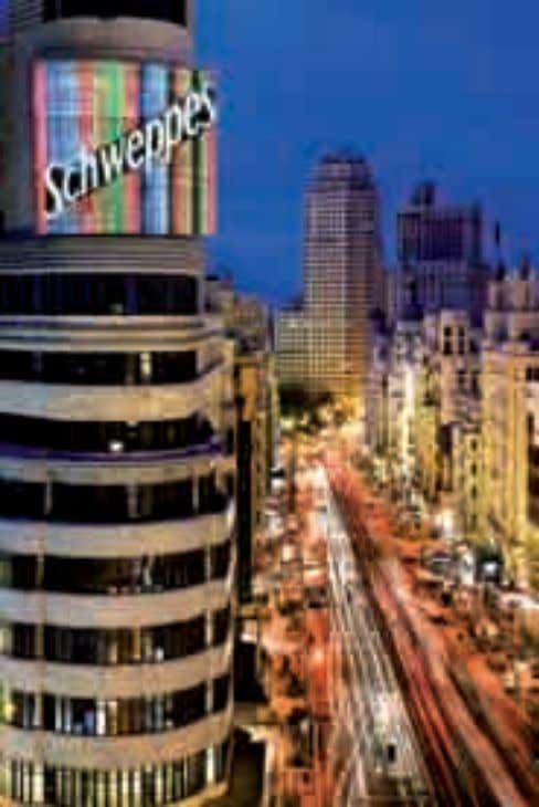 Historia de Madrid • The history of Madrid La Gran Vía La Gran Vía en la