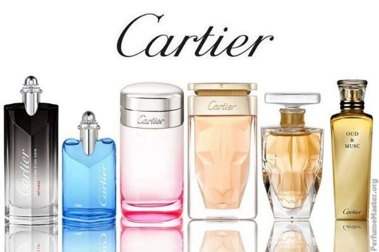 and epitomizing the ultimate in international chic. Cartier fragrance is the signature of character. Indulge