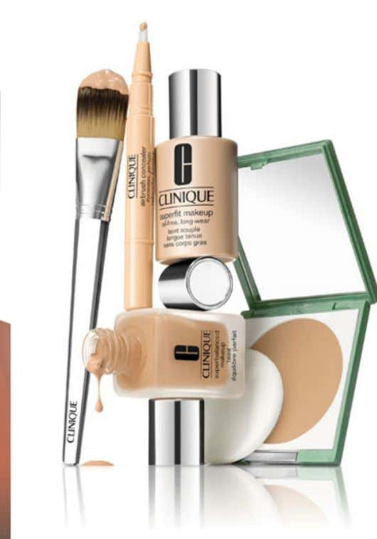 as well as the latest Parisian trends in Beauty Lancome . CLINIQUE Clinique is one of
