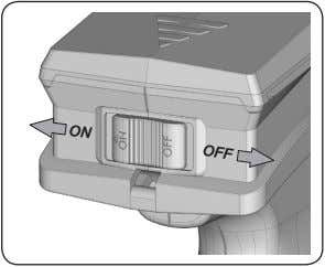 the battery. 3. Turn on the transmitter. Connect firmly. 4 . Turn on the electronic speed