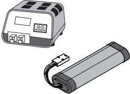 Make sure charger is correct for battery type selected for use. Examples: Do NOT charge