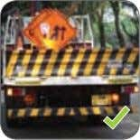 Safe Work Practices When Securing A Work Zone 1. All work vehicles and shadow vehicle