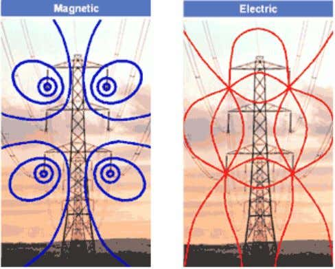 Appendix I- Electric and Magnetic Fields: Electromagnetic Field from Power Lines [26] II- Structures of different