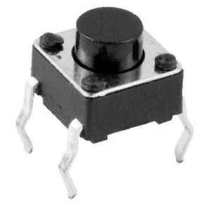 Useful to sense movement or something falling over Rotary Switch Tact switch Can be used to