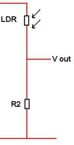 and with R2 larger than R1 the output voltage will be high. Replace one of the