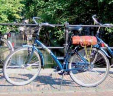 OV-fi ets bike in its Dutch habitat Photo: Rupprecht Consult This provides an incentive to