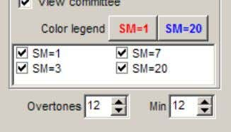 for different financial instruments. Finally go to Options: and play with these parameters: - color legend