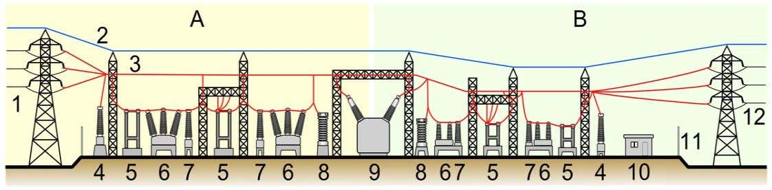 ELECTRIC POWER TRANSMISSION ELECTRIC-POWER TRANSMISSION IS THE BULK TRANSFER OF ELECTRICAL ENERGY , FROM GENERATING POWER