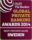 BEST PRIVATE BANK SWEDEN