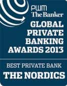 7246 4225 privatebanking@seb.co.uk BEST PRIVATE BANK SWEDEN Sweden • Norway • Denmark • Finland • Luxembourg