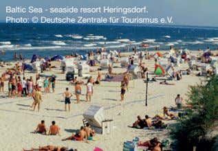 Baltic Sea - seaside resort Heringsdorf. Photo: © Deutsche Zentrale für Tourismus e.V.