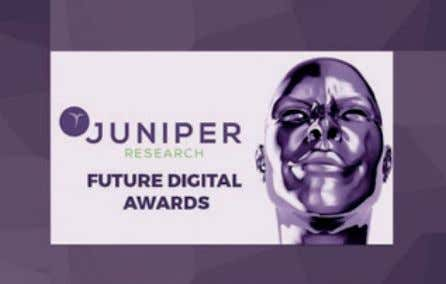 app  in   the   'Smart   Home'   category. Juniper  Research's  Future  Digital   Award