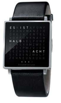 not  wanting  to  lose  track  of   time  when  outside.   £605.   www.einrichten-design.de 5