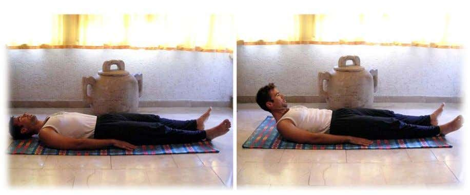 your legs into a vertical position, as seen on the picture. Breathing: Inhale deeply as you