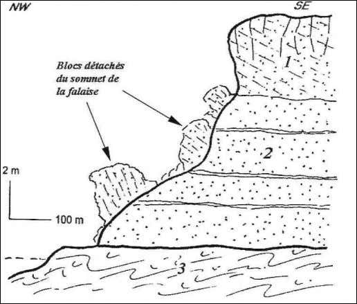 A. Talhaoui et al. PANGEA No. 43/44 June / December 2005 Fig. 9 – Coupe géologique