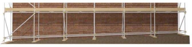 is required for the sloping ground conditions Fig. 5 Fig. 5 Foot / kicker lift on
