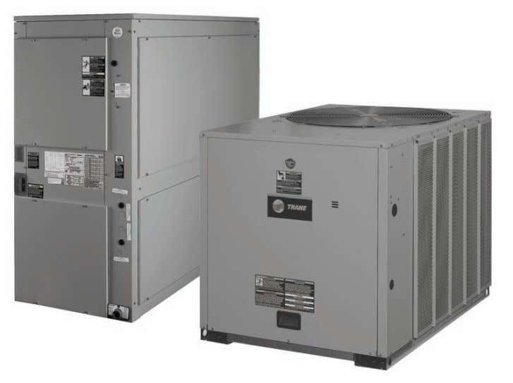 Cooling Cooling Units 6 to 20 Ton - 60 Hz, R-410A Air Handlers 5 to 20